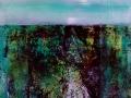 Abstrakte Farbwelten / 2004 / Acryl / Leinwand / 160x120cm