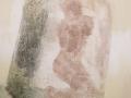 Ohne Titel / 2009 / 100x90cm / Acryl LW