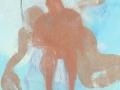 Ohne Titel  2001  120x120cm / Acryl LW